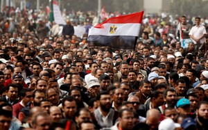 Small tahrir peter andrews  reuters